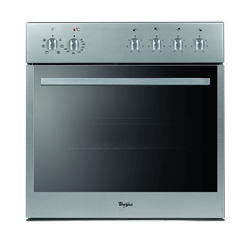 WHIRLPOOL BUILT IN <BR &#47;> OVEN (INOX) <BR &#47;>MODEL: AKP543IX