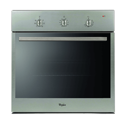 WHIRLPOOL BUILT IN <BR /> OVEN (INOX) <BR />MODEL: AKP560/IX/01