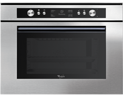 WHIRLPOOL BUILT IN STEAM OVEN AMW599/IXL