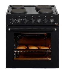 UNIVA <BR /> BUILT IN OVEN AND HOB SET (BLACK) <BR />MODEL: U336B