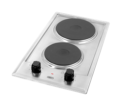DEFY SOLID PLATE HOB DHD401