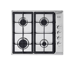 ELBA <BR />GAS HOB (S/STEEL) <BR />MODEL: 02/ES65-450X