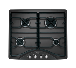 WHIRLPOOL <BR /> GAS HOB (RUSTIC) <BR />MODEL: AKM528/NA