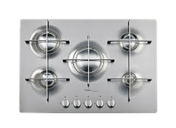 WHIRLPOOL <BR &#47;> GAS HOB (INOX) <BR &#47;>MODEL: AKT799/IXL