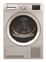 DEFY <BR /> CONDENSER TUMBLE <BR /> DRYER (METALLIC) <BR />MODEL: DCY8402GM