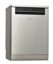 WHIRLPOOL <BR &#47;> DISHWASHER (INOX) <BR &#47;>MODEL: ADP100IX