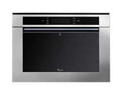 WHIRLPOOL BUILT IN MICROWAVE OVEN AMW848/IXL