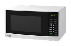 DEFY MICROWAVE OVEN (WHITE) MODEL: DMO350