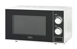 DEFY MICROWAVE OVEN (WHITE) MODEL: DMO367