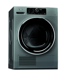 WHIRLPOOL <BR /> CONDENSER TUMBLE <BR /> DRYER (SILVER) <BR />MODEL: DSCX90122