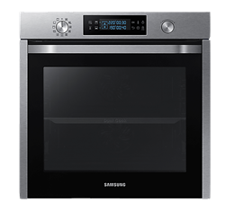 SAMSUNG BUILT IN OVEN (S/STEEL) MODEL:PKG700