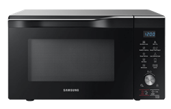 SAMSUNG MICROWAVE OVEN (BLACK) MODEL: MC32K7055CT