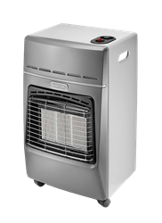 DELONGHI GAS <BR /> HEATER (GREY) <BR />MODEL: IR3010