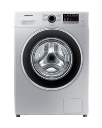SAMSUNG FRONT LOADER WASHING MACHINE (SILVER) MODEL: WW70J4263GS
