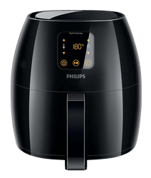 PHILIPS <BR /> AIRFRYER (BLACK) <BR />MODEL: HD9240/92