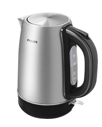 PHILIPS <BR /> KETTLE (B/METAL) <BR />MODEL: HD9321/26