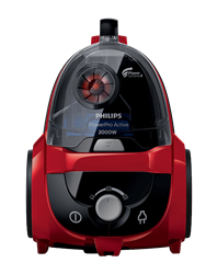 PHILIPS VACUUM <BR /> CLEANER (FULL RED) <BR />MODEL: FC8671/01