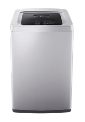 LG TOP LOADER WASHING MACHINE (SILVER) MODEL: T8574TDDVH