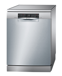 BOSCH <BR /> DISHWASHER (S/INOX) <BR />MODEL: SMS68TI02E
