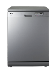 LG <BR /> DISHWASHER (SILVER) <BR />MODEL: D1450LF1