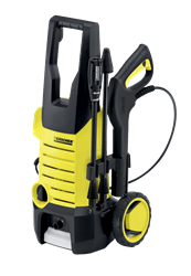 KARCHER HIGH PRESSURE WASHER (YELLOW) MODEL: K2.360