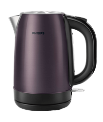 PHILIPS <BR /> KETTLE (LILAC) <BR />MODEL: HD9322/40