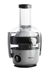 PHILIPS <BR /> JUICER (METALLIC) <BR />MODEL: HR1922/20