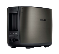 PHILIPS <BR /> TOASTER (TITANIUM) <BR />MODEL: HD2628/82