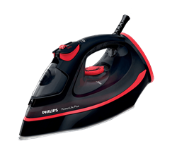 PHILIPS <BR /> STEAM IRON (BLACK) <BR />MODEL: GC2988/80