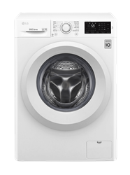LG FRONT LOADER WASHING MACHINE (SILVER) MODEL: F10C3NDP5