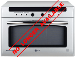 LG SOLAR DOME MICROWAVE OVEN WITH GRILL MA3882PS