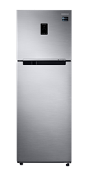 SAMSUNG DOUBLE DOOR FRIDGE (INOX) MODEL: RT32K5502S8