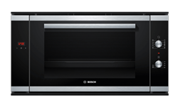BOSCH BUILT IN <BR /> OVEN (S/STEEL) <BR />MODEL: HVA531NSO