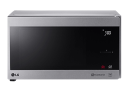 LG MICROWAVE OVEN (SILVER) MODEL: MS4295CIS