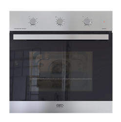 DEFY BUILT IN <BR /> OVEN (S/STEEL) <BR />MODEL: DBO481
