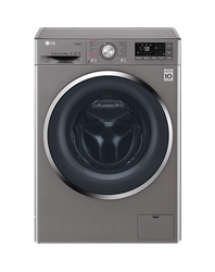 LG FRONT <BR /> LOADER WASHING <BR /> MACHINE (SILVER) <BR />MODEL: FH4U2VYP2S