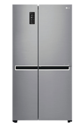 LG <BR /> SIDE BY SIDE <BR /> FRIDGE (S/STEEL) <BR />MODEL: GC-M247SLUV