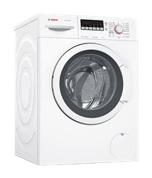 BOSCH FRONT <BR /> LOADER WASHING <BR /> MACHINE (WHITE) <BR />MODEL: WAK24270ZA