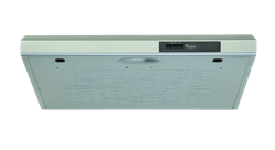 WHIRLPOOL <BR /> COOKERHOOD <BR /> (GREY) <BR />MODEL: WSLT65FASX