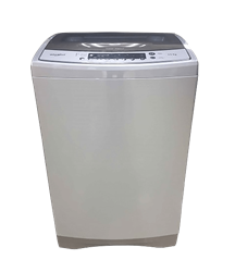 WHIRLPOOL TOP LOADER WASHING MACHINE (SILVER) MODEL: WTL1300SL