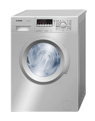 BOSCH FRONT LOADER WASHING MACHINE (S/INOX) MODEL: WAB20268ZA