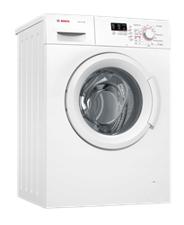 BOSCH FRONT <BR /> LOADER WASHING <BR /> MACHINE (WHITE) <BR />MODEL: WAB16061ZA