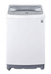 LG TOP LOADER WASHING MACHINE (WHITE) MODEL: T1766NEFT