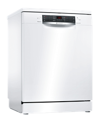 BOSCH <BR /> DISHWASHER (WHITE) <BR />MODEL: SMS46MW00Z