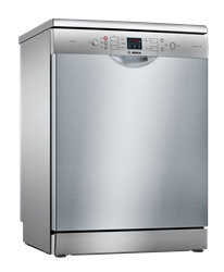 BOSCH <BR /> DISHWASHER (S/INOX) <BR />MODEL: SMS46GI00Z