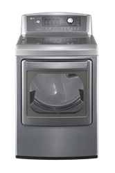 LG <BR /> AIR VENTED TUMBLE <BR /> DRYER (METALLIC) <BR />MODEL: RV1365ESZ