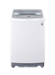 LG TOP LOADER WASHING MACHINE (SILVER) MODEL: T1566NEFTC