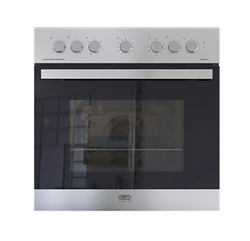 DEFY BUILT IN <BR /> OVEN S/STEEL) <BR />MODEL: DBO480