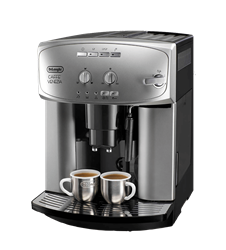 DELONGHI COFFEE MACHINE (SILVER) MODEL: ESAM2200.S