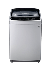 LG TOP LOADER WASHING MACHINE (SILVER) MODEL: T1766NEFTF